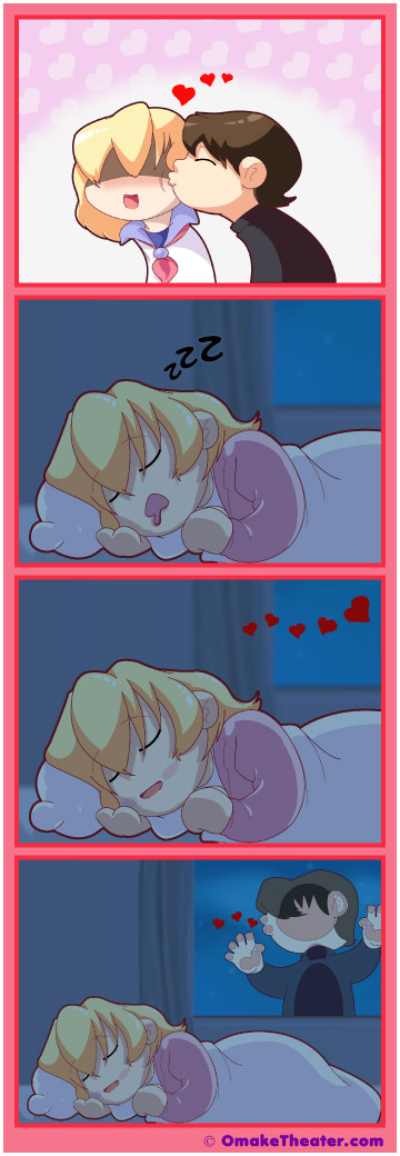 Smoochie Smoochie! - Friday 4Koma 第60話
