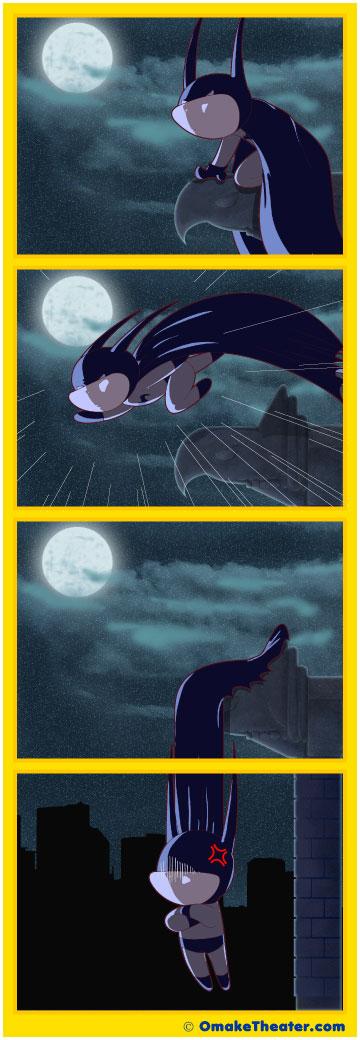 I am the Night! - Friday 4Koma 第95話