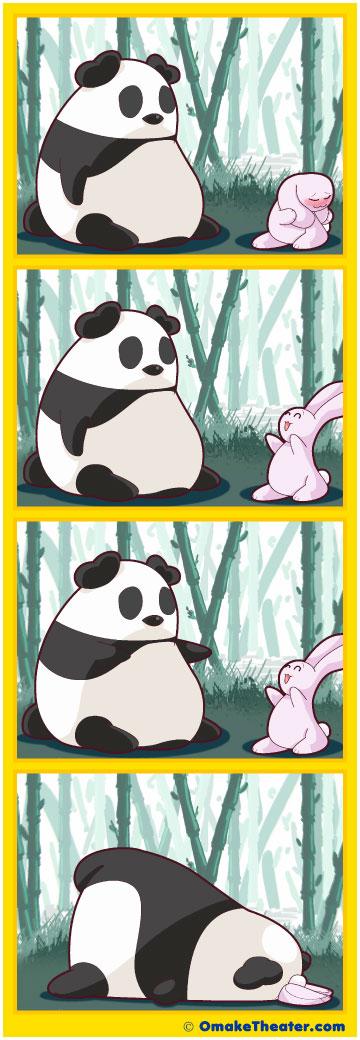 Bunny Love - Friday 4Koma 第115話