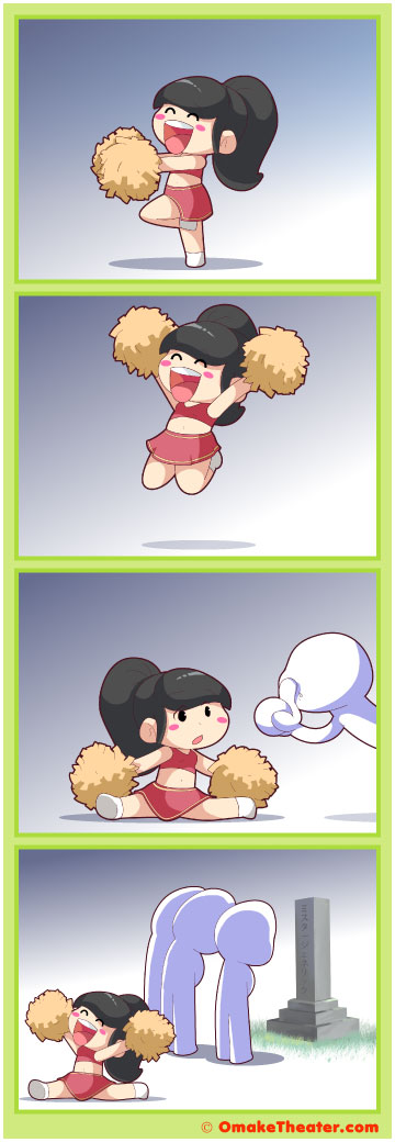 Always Look on the Bright Side of Life - Friday 4Koma 第209話