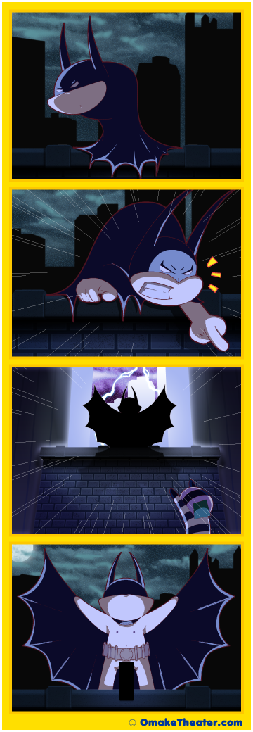 Gotham's Most Wanted - Friday 4Koma 第359話