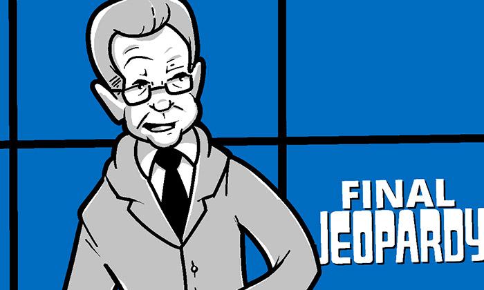 Yōikoma 第100話 - Final Jeopardy